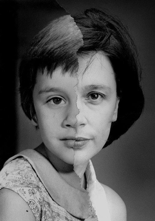 """Фотограф Бобби Нил Адамс """"Возрастные портреты"""