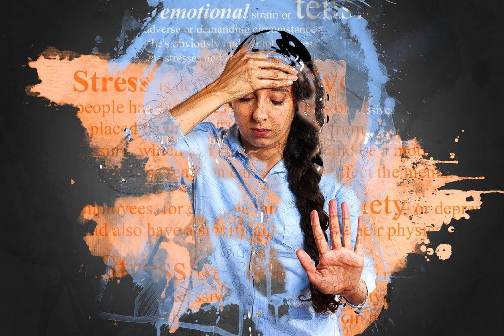 stress-depressija